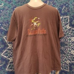 Vintage Cocoa Puffs t-shirt size large